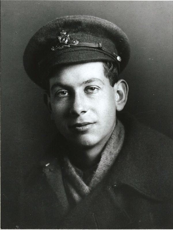 Portrait of Gordon William Stepler