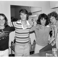 """Young Men - """"First Portuguese"""" Club 1970s"""