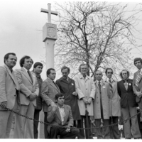 Portuguese in High Park, Toronto - 1978