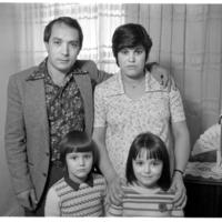 Portuguese family at home (Queen St. West)