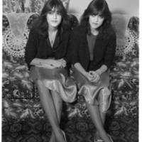 Portuguese twin sisters