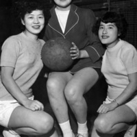 Japanese-Canadian women at St. Christopher House
