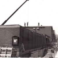 Building of new St. Christopher House site at 248 Ossington Ave.