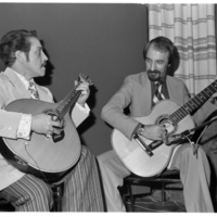 Portuguese guitarists performing