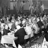 St. Christopher House 50th anniversary dinner party