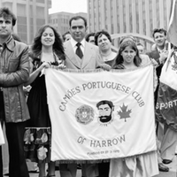 Camões Portuguese Club of Harrow - Portugal Day at Nathan Phillips Square
