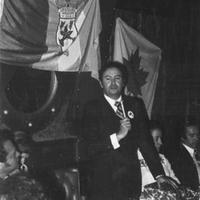 #60 1978 06 04 Alberto Joao Jardim speaking at an event organized by the Canadian Madeira Club.jpg