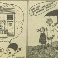 Cartoon: roupa nova