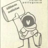 Portuguese Book Store advertisement