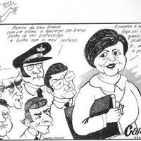 Cartoon: Maria de Lurdes Pintassilgo