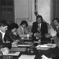 Meeting at the FPCC (John Santos)