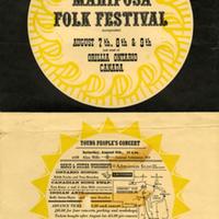 Mariposa Folk Festival