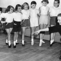 St. Christopher House ballet class