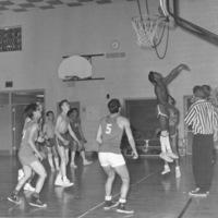 St. Christopher House basketball team