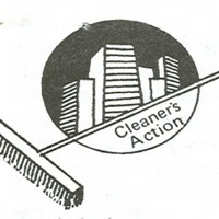 Cleaners' Action logo