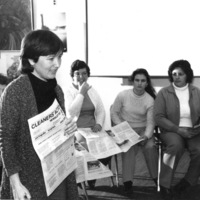 Cleaners' Action meeting