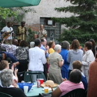 Connie's Jam at St. Christopher House