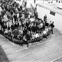 Marchers Protest Shooting of Ângelo Nóbrega