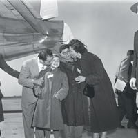 Immigrants : Greek immigrants at Malton