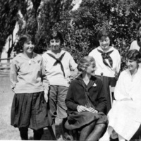 Barbara Finlayson, St. Christopher House workers at Sucogog summer camp