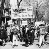 St. Christopher House Annual Children's Easter parade