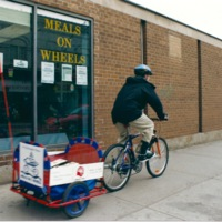 St. Christopher House's Meals on Wheels