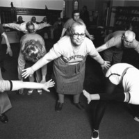 St. Christopher House&#039;s Older Adult Centre &#039;Keep Fit Class&#039;<br /><br />