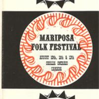 Mariposa Folk Festival August 10th, 11th & 12th Orillia Ontario Canada