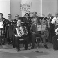 St. Christopher House seniors band