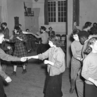 Youth dance at St. Christopher House