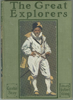 The Great Explorers : Canada's story