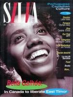 Silva Magazine front cover