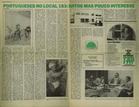 """""""Portugueses no Local 183: muitos mas pouco interessados"""""""