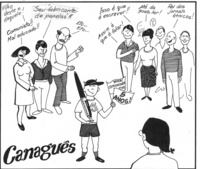 Cartoon: 5 anos