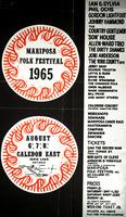 Mariposa Folk Festival 1965